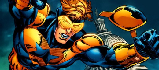 Booster Gold & Skeets - DC Comics