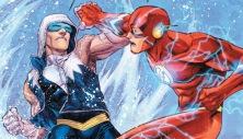 Flash vs Captain Cold - Flash #6, DC Comics
