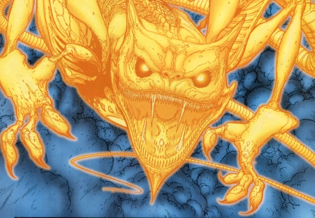 Parallax, the Fear Entity - Green Lantern #59, DC Comics