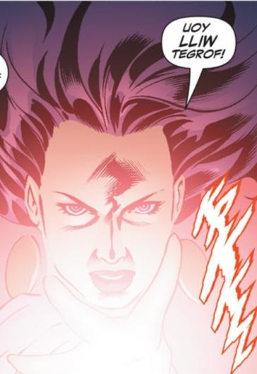 Zatanna 's memory spell - JLA #119