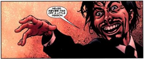 Doctor Psycho - Manhunter #3, DC Comics