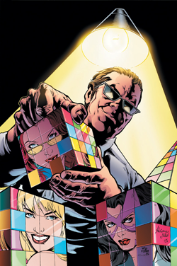 The Calculator - Birds of Prey #87, DC Comics