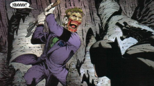 The Joker attacks in the Bat-Cave - Batman #17, DC Comics