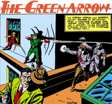 The first appearance of Green Arrow and Speedy - More Fun Comics #73, DC Comics