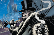 Oswald Cobblepot, aka the Penguin, as he appears in the New 52 - Batman #23.3, DC Comics