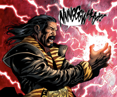 Vandal Savage in the New 52 - Trinity of Sin: Pandora #2, DC Comics