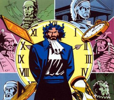 The immortal Vandal Savage - Who's Who in the DC Universe #4, DC Comics