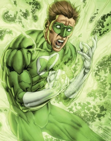 Harold Jordan becomes Power Ring - Justice League #26, DC Comics