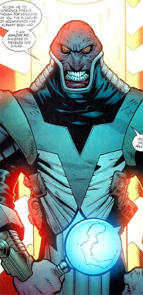 Kanjar Ro - Justice League of America #19, DC Comics