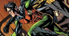Dick Grayson as Robin - Batman and Robin Annual #2, DC Comics