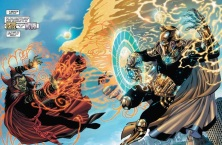 Doctor Fate vs Wotan in the New 52 - Earth 2 #12, DC Comics
