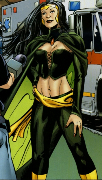 The Enchantress - Shadowpact #5, DC Comics