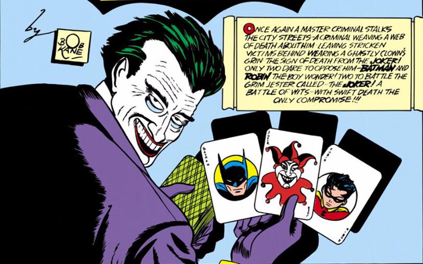 Retro Review Batman 1 1940 The Joker The Joker Returns