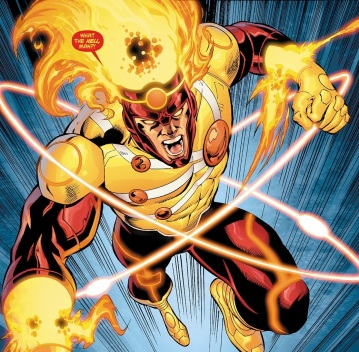 Firestorm, the Nuclear Man - The Fury of Firestorm #0, DC Comics