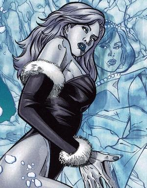 Louise Lincoln and Crystal Frost - Countdown to Final Crisis #25 - DC Comics