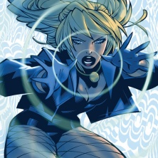 Dinah Laurel Lance, aka Black Canary - DC Comics
