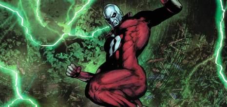 Boston Brand, aka Deadman - Justice League Dark #6, DC Comics