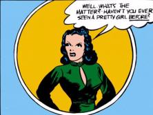 The Cat, revealed - Batman #1, DC Comics