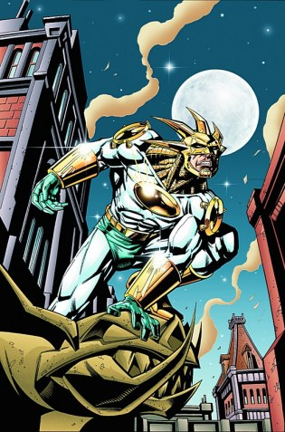 Aztek - Aztek, The Ultimate Man #1, DC Comics