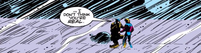 Superman gives up his dream life - Superman Annual #11, DC Comics
