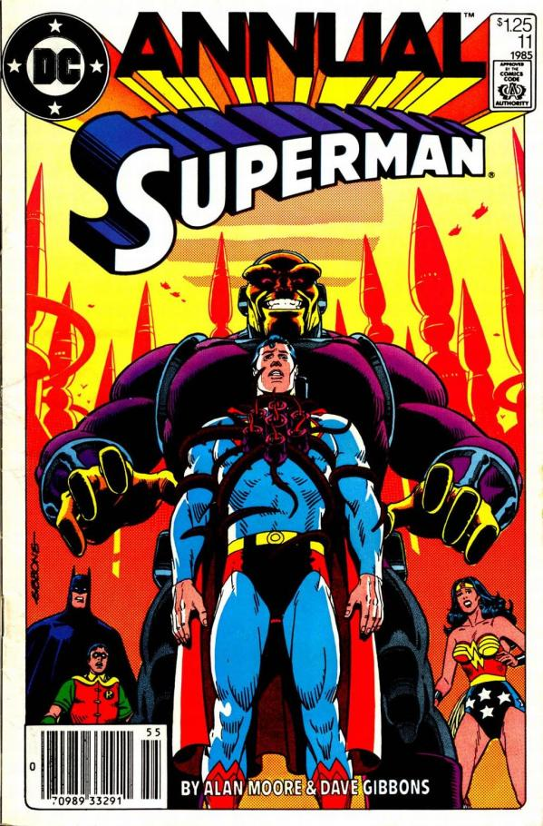 Superman-Annual-11-1985