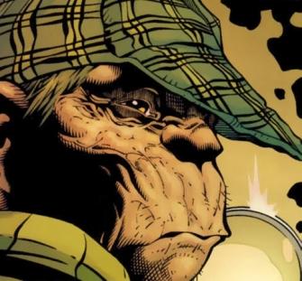 Detective Chimp - DC Comics
