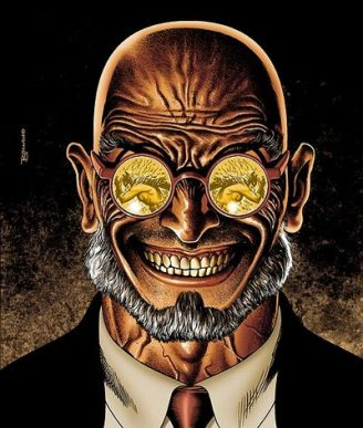 Professor Hugo Strange - Batman: Gotham Knights #9, DC Comics