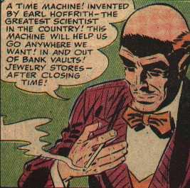 Clifford DeVoe, the first Thinker - DC Comics