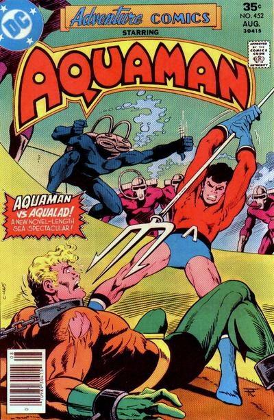Adventure Comics 452-1