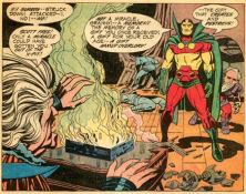 Mister Miracle faces off against Granny Goodness - Mister Miracle #2, DC Comics