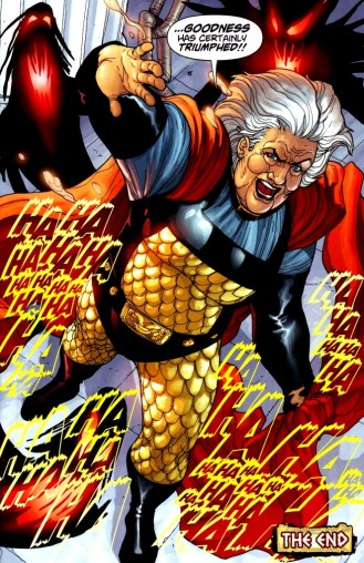 Granny Goodness - Amazons Attack #6, DC Comics