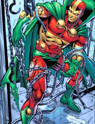 Scott Free as Mister Miracle - DC Comics
