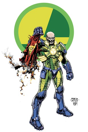 Lex Luthor - Action Comics #897, DC Comics