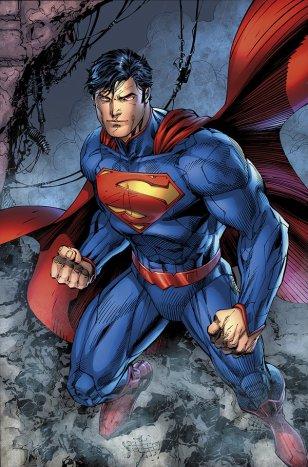 Clark Kent / Kal-El as Superman - Justice League #1, DC Comics